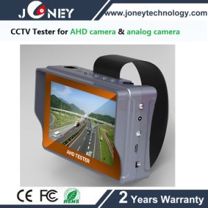 4.3 Inch LCD Ahd Camera CCTV Tester, Analog Camera Tester pictures & photos