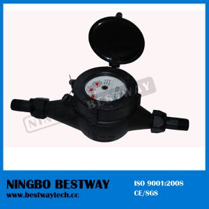 Multi Jet Plastic Water Meter (LXSG-15S-40S) pictures & photos