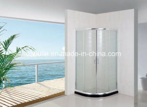 Acid Glass Shower Room Cabin (AS-907 without tray) pictures & photos