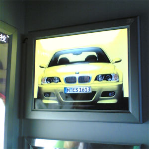 Ultra Slim LED Light Box for Indoor Advertisement