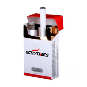 Ocitytimes New Design 510 Rechargeable Disposable Electronic Cigarette pictures & photos