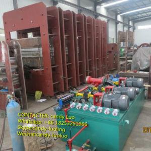 Xlb-1200*1200 Rubber Conveyor Belt Frame Vulcanizing Press Machine pictures & photos