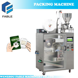 Automatic Filter Paper Tea/Coffee Packing Machine pictures & photos