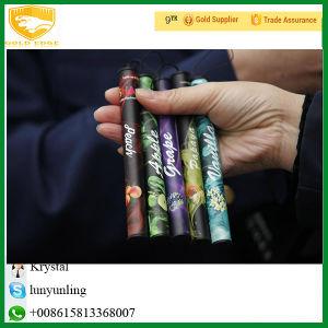 2015 New Design Health E-Cigarette 500 Puffs Disposable E-CIGS Shisha Time