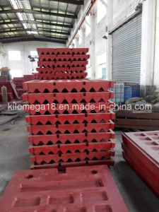 Jaw Plate with Good Quality for Jaw Crusher pictures & photos