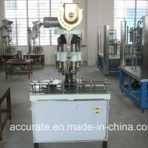 Automatic Beer Bottle Crown Cap Sealing Machine pictures & photos
