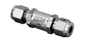 6000 Psig Fixed Cracking Pressures Check Valve