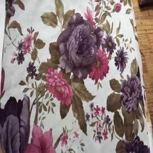 100%Polyester China Wholesale Hometextile Paper Printed Velvet pictures & photos