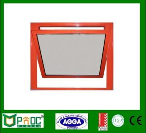 Aluminum Windows and Door Awning Type with Australia Standard Pnocaw0001 pictures & photos
