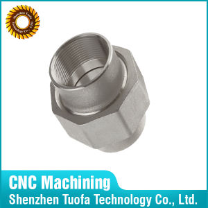 High Quality Stainless Steel Coupling Precision CNC Machining Part