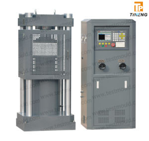 3000kn Digital Compression Testing Machine pictures & photos