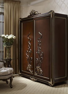 Classical Wooden Bedroom Furniture-Fes-C3001d Bedroom pictures & photos