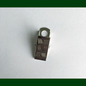 Metal Office Badge Clips ID Card Clips