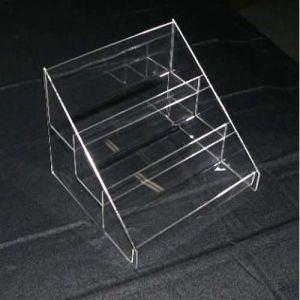 Clear Perspex Exhibition Display Shelf, Retail Stores Display Stands pictures & photos