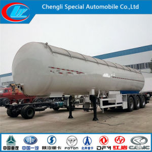 Propane Isobutane LPG Gas Semitrailer Three Axle Liquid Ammonie Semi Trailer Q370r 58.5cbm LPG Trailer pictures & photos