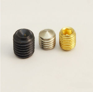 Stainless Steel Socket Head Screw (DIN906) pictures & photos