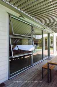 New Revolutionary Top Quality Best Prices Double Glass Aluminium Windows pictures & photos