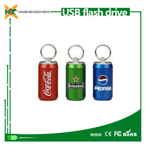 Popular Promotional Coke Shape USB Flash Drive USB Stick pictures & photos