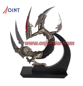 Dragon Craft Knife Home Adornment Table Decoration 40cm pictures & photos