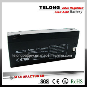 12V12ah AGM Gel Deep Cycle Lead Acid UPS Battery pictures & photos