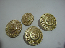 Fashion Button Suit Metal Shank Button Hand Sewing Button pictures & photos