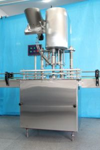 Complete Auto Drink Capping Machinery for Glass Bottle (FXZ-1) pictures & photos