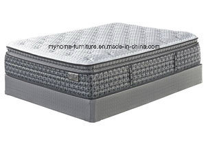 Health Soft Foam Pocket Spring Mattress pictures & photos