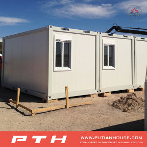 Customized Container House with Terrace on Second Floor pictures & photos
