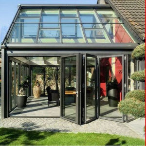 Aluminium Sunshine Room for Villa and Conservatory Garden (TS-994) pictures & photos
