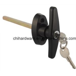 Shed T Handle Door Lock pictures & photos