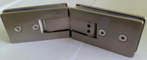Hot Designs Solid Brass Adjustable Door Hinges (ESH-502) pictures & photos