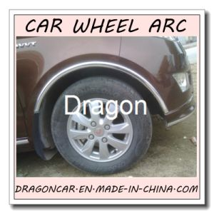Universal Fit Car Decoration Fender Sticker pictures & photos