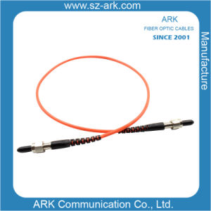 SMA-SMA Multimode Simplex Fiber Optic Cable/Patchcord pictures & photos