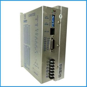 3dm3722 3 Phase NEMA 43 NEMA52 Hybrid Stepper Motor Driver/Controller/Amplifier 80-260VAC 32bit DSP pictures & photos