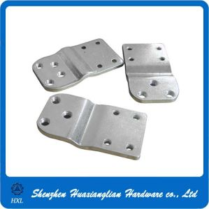 Aluminium Sheet Metal Stamping Parts pictures & photos