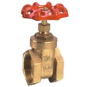 (HE-3003) Gate Valve with Steel Handle for Water pictures & photos