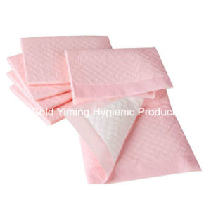 Disposable Underpad for Surgical/Beauty Bed pictures & photos