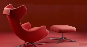 2016 Hot Sale Fiberglass Leisure Chair Set for Home Designs (FC-004) pictures & photos