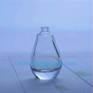 Water Drop Shape Perfume Glass Bottle 55ml pictures & photos