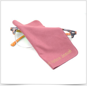 Microfiber Cleaning Cloth for Optical Glasses pictures & photos