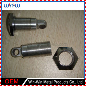(WW-MP1143) China Custom Steel High Precision CNC Machined Precision Part pictures & photos