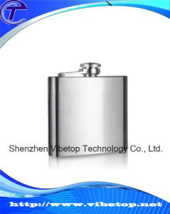 Hot Sales Promotional Custom Stainless Steel Flagon pictures & photos