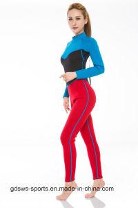 Custom Color Full Body Neoprene Durable Flexible Fitness Wetsuit pictures & photos