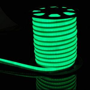 12V/24V Green LED Flex Neon