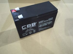 Cbb 12V 7ah Electric Scooter 6-Dzm-7 Ebike Battery pictures & photos