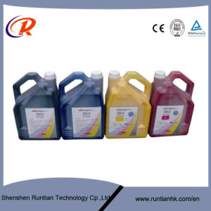Outside Printing Original Package Infiniti Sk4 Solvent Ink