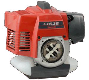 Kawasaki Gasoline Engine 2 Stroke (TJ53E) pictures & photos