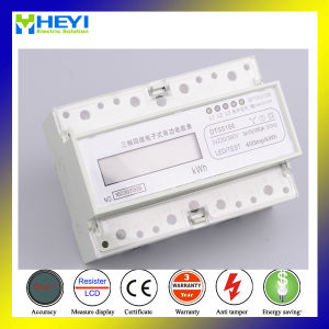 Three-Phase Weatherproof Electrical Energy Meter pictures & photos