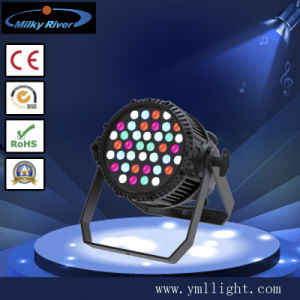 40PCS 3W LED PAR Waterproof Light with 7 Mixed Color System pictures & photos