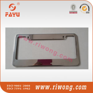 Custom License Plate Frames Wholesale Made in China pictures & photos